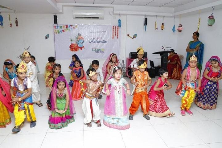 Bhashyam Blooms-Janmastami Celebration