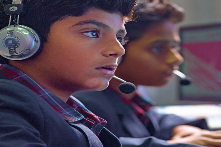 Bhashyam Blooms-Computer Lab