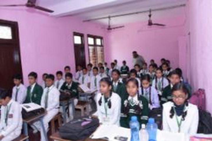 N V English Academy-Classroom