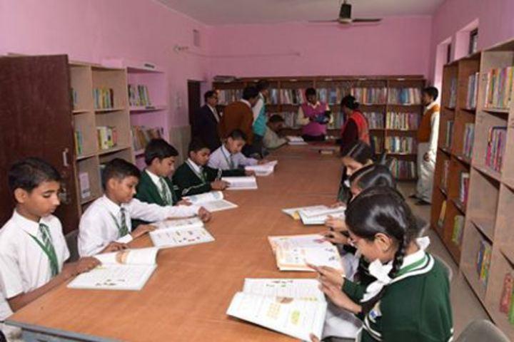 N V English Academy-Library