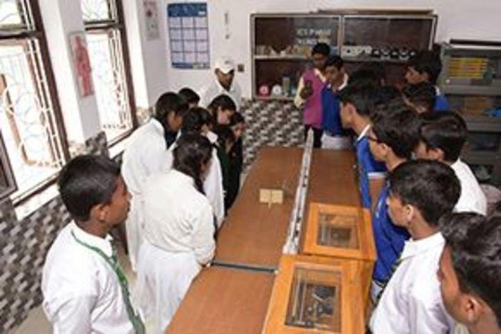 N V English Academy-Physics Lab