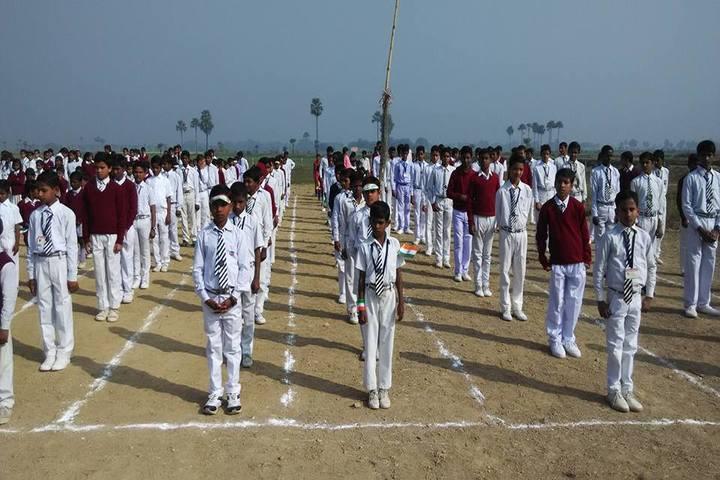 Nalanda Public School-Assembly