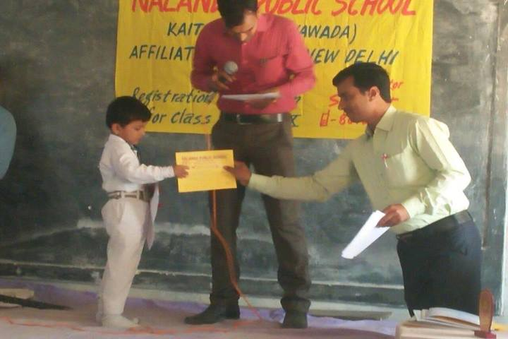 Nalanda Public School-Certification