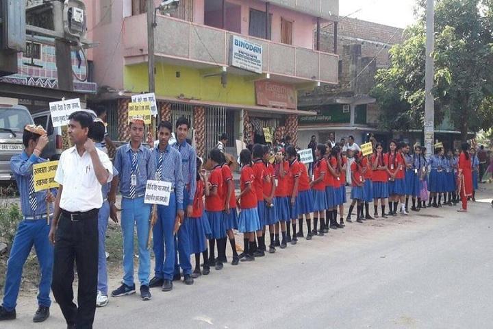Nalanda Public School-Rally