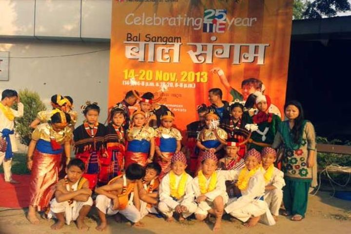 Padma Odzer Choeling Secondary School-Kids