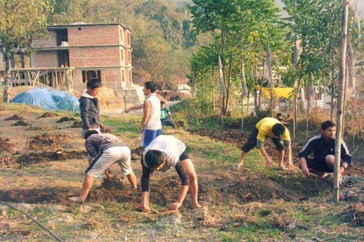 Padma Odzer Choeling Secondary School-Cleanliness Program