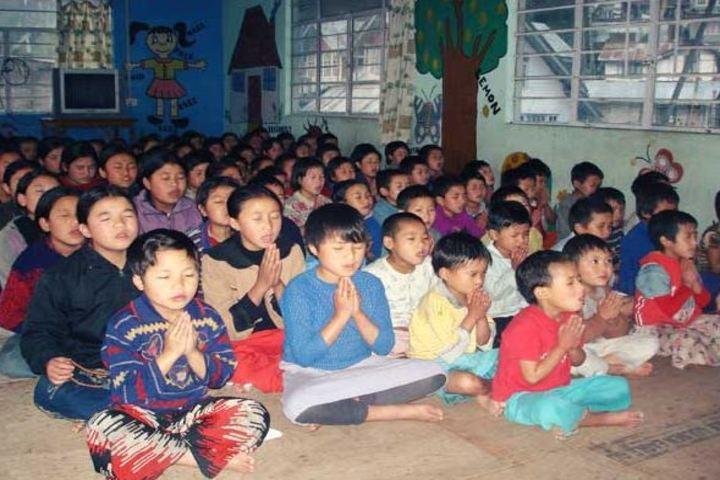 Padma Odzer Choeling Secondary School-Prayer