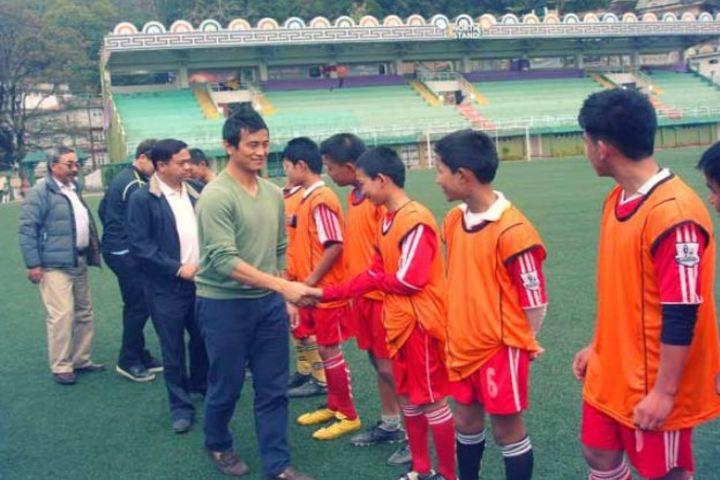 Padma Odzer Choeling Secondary School-Sports Team