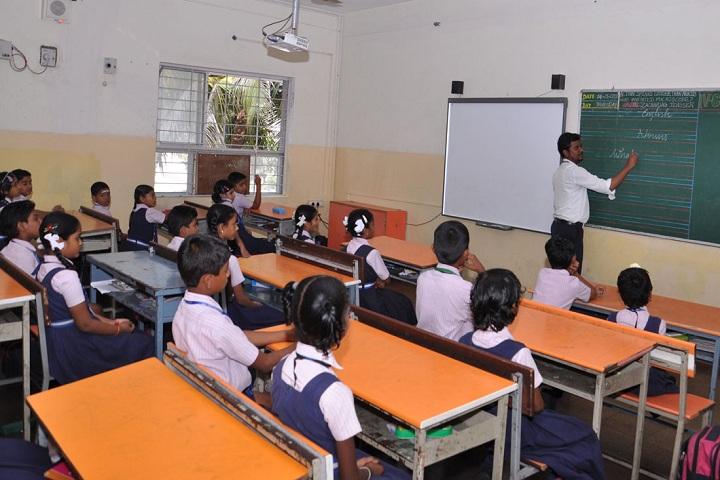 A K T Memorial Vidya Saaket School-Classroom