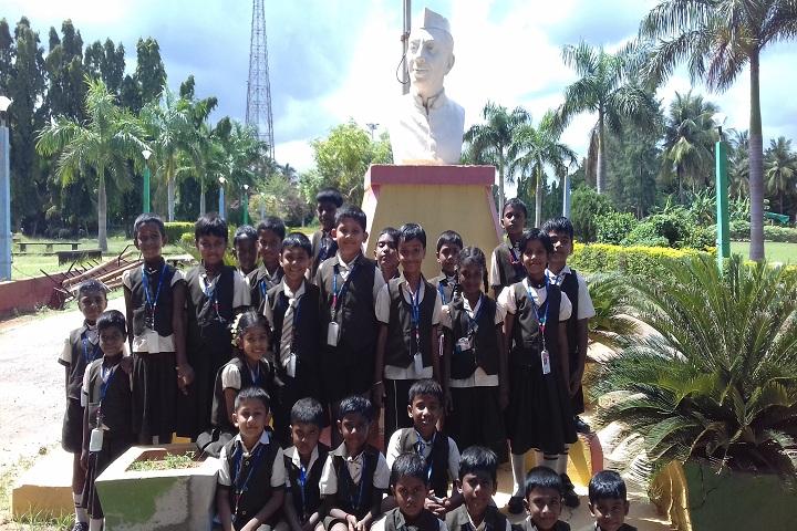A K T Memorial Vidya Saaket School-Students