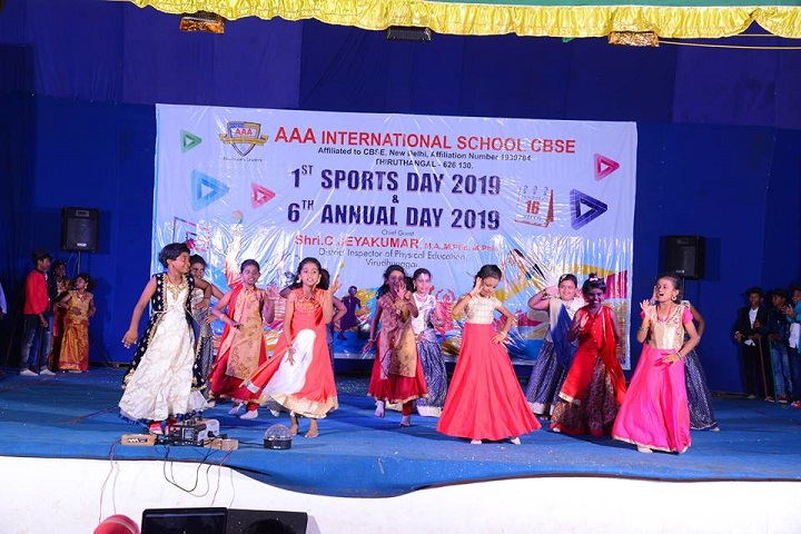 Aaa International School-Annual Day