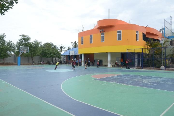 Abacus International Montessori School-Skating