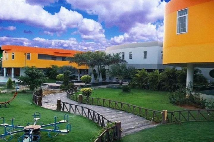 Abacus International Montessori School-Campus