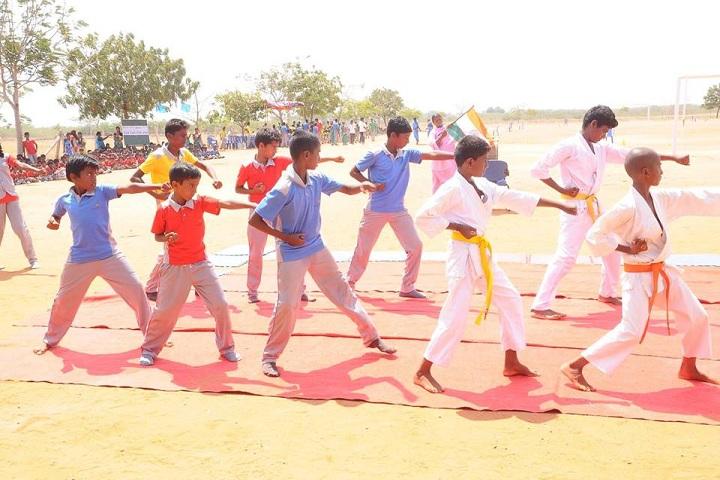 Abcs Kenbridge School-Karate