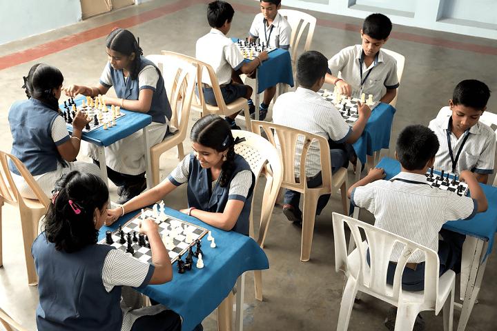 Achyuta Academy School-Games