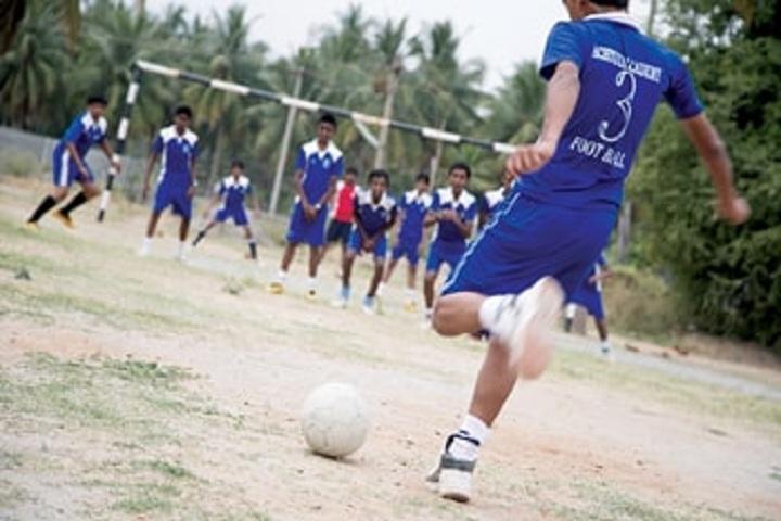 Achyuta Academy School-Indoor Games