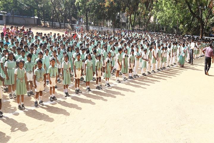 Adarsh Vidya Kendra-Assembly