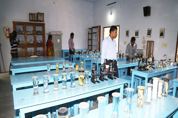 Adarsh Vidya Kendra-Science-Lab