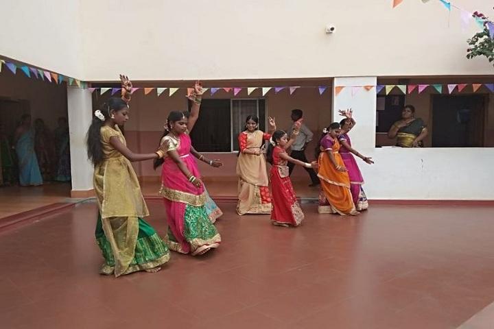 Adharsh Vidhyalaya Public School-Dance