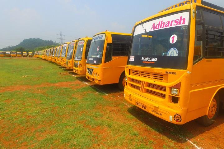 Adharsh Vidhyalaya Public School-Transport