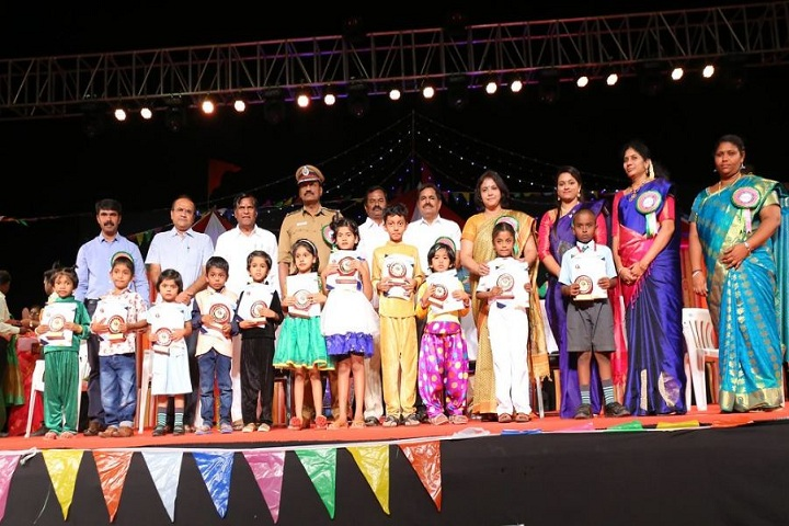 Adharsh Vidhyalaya Public School-Achivement