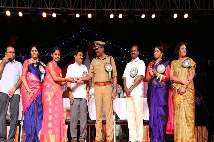 Adharsh Vidhyalaya Public School-Event