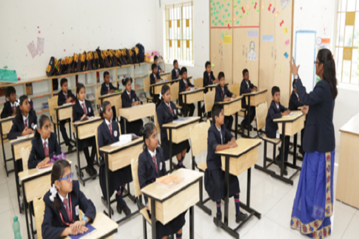 Adhiyaman Public School-ClassRoom