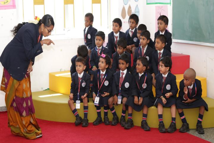 Adhiyaman Public School-Kids