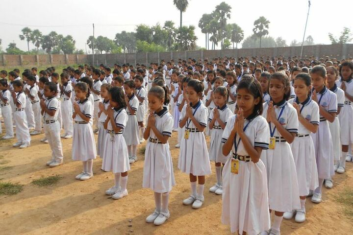 National Herald Public School-Assembly