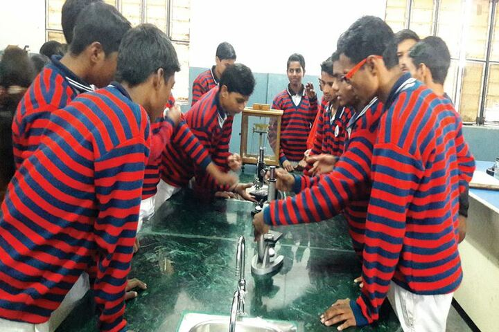 National Herald Public School-Bio Labs