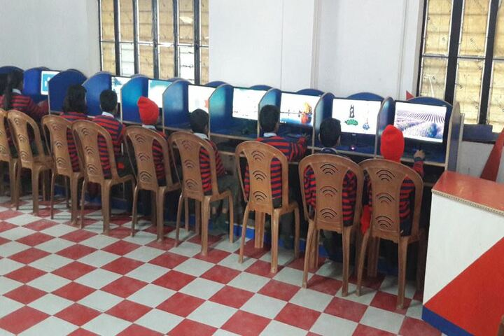 National Herald Public School-Computer Labs