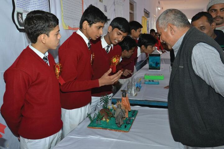 National Herald Public School-Exhibition