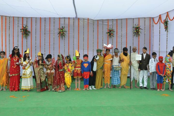 National Herald Public School-Fancy Dress Competition