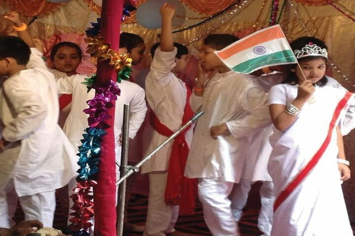 National Herald Public School-Independence Day
