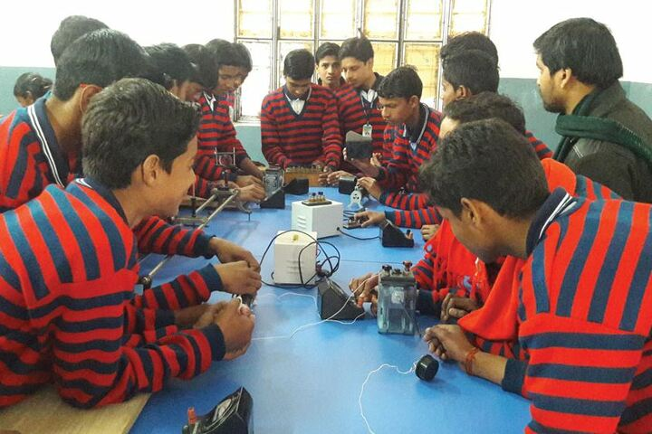 National Herald Public School-Physics Labs