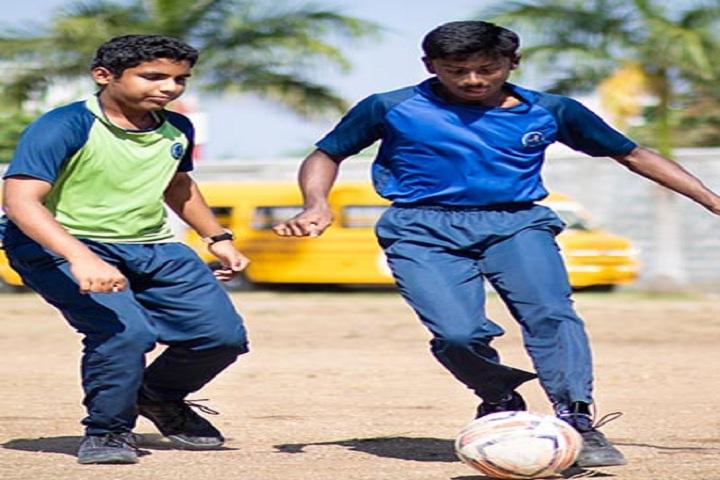 Adithya International School-Sports