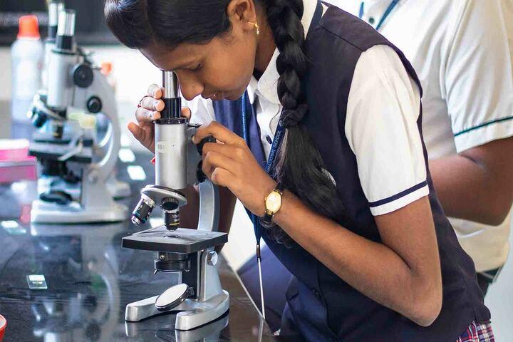 Adithya International School-Biology-Lab