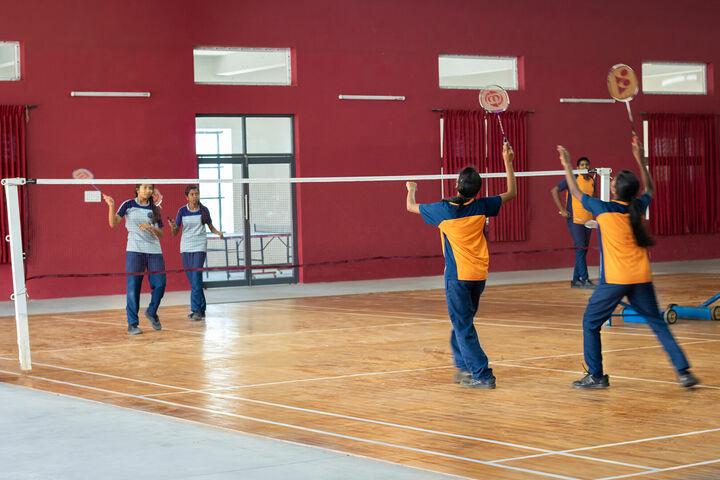 Adithya International School-Indoor Games