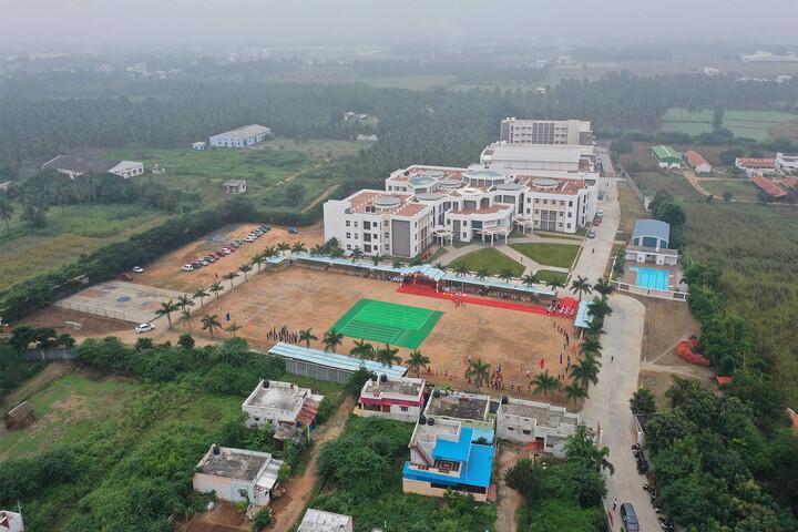 Adithya International School-School View