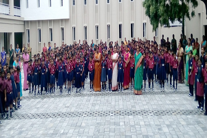 Agurchand Manmull Jain School-Assembly