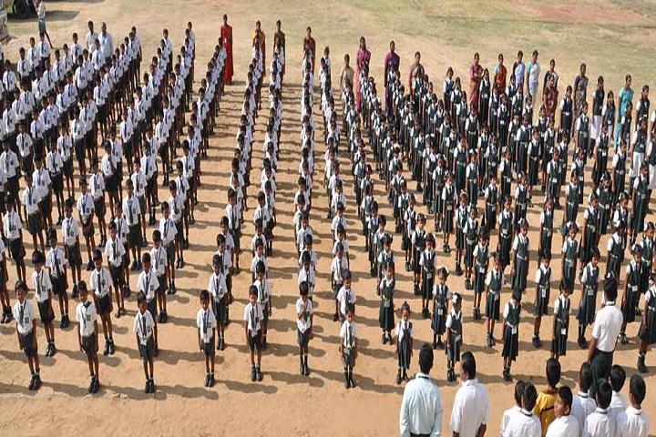 Ajc Public School-Assembly