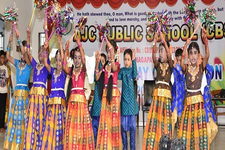 Ajc Public School-Events