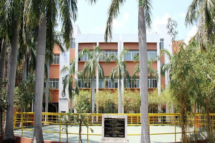 Akg Public School-Campus