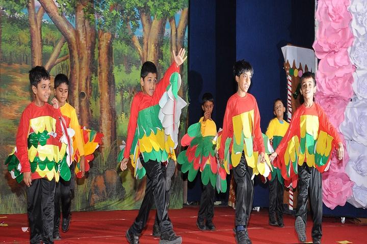 Akg Public School-Dance