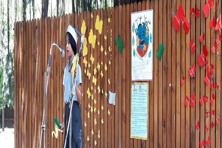 Akg Public School-Singing