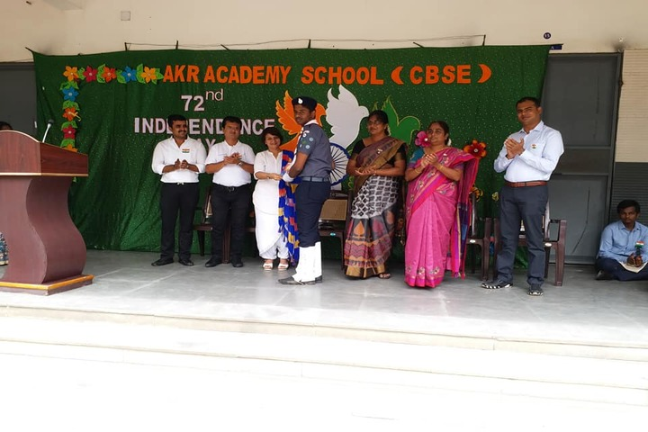 Akr Academy School-Independence Day