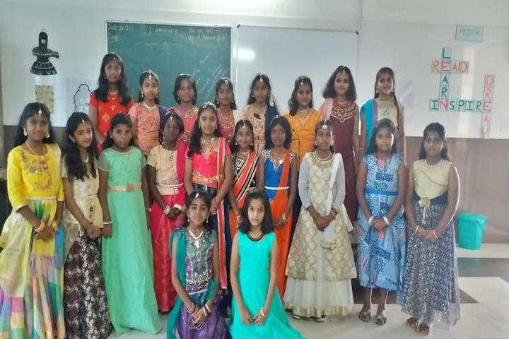 Akr Academy School-Students