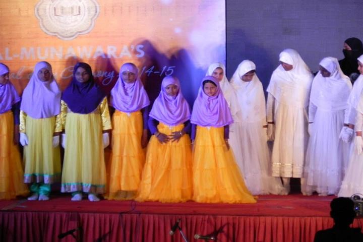 Al Munawara Islamic School Cbse-Annual day