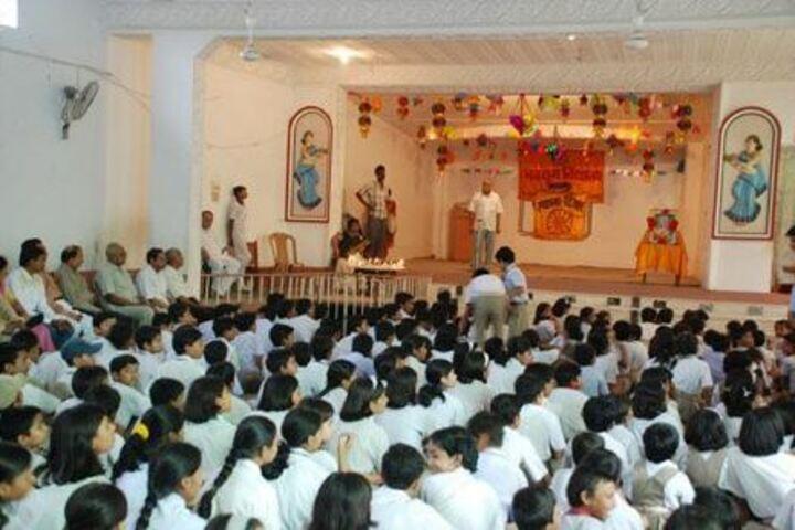 Navyug Vidyalaya-Auditorium