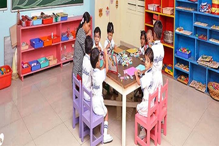 Alpha School-Play school